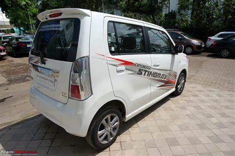 Suzuki Karimun Wagon R Gs Picture by Maruti Suzuki Stingray Picture Preview Team Bhp