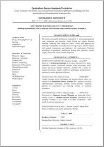 correctional physician sle resume templates for lists