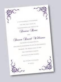 wedding invitation creator create your own wedding invitation suite 60