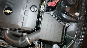 Chevrolet Camaro 2010 To Present How To Replace Air Filter