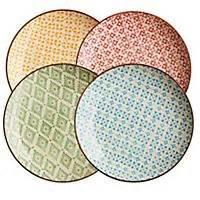 Teller Set Bunt : tafelservice amelia 12 tlg jetzt bei bestellen ~ Orissabook.com Haus und Dekorationen