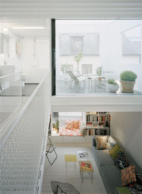 minimalist townhouse   buildings idesignarch