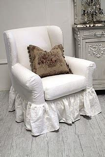 shabbyfufu chair covers 67 best shabby chair covers images on chairs cottage style and armchairs