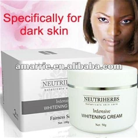 skin whitening cream for sensitive skin