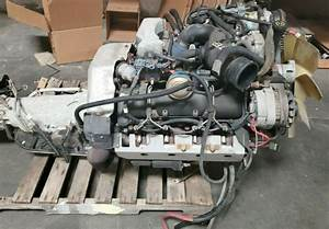 Turbo Diesel Engine - Replacement Engine Parts