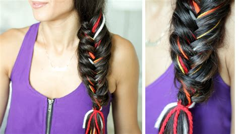 HD wallpapers youtube hairstyle fishtail