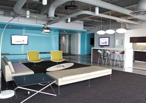 Office Space Zillow by Flinn Ferguson Corporate Real Estate