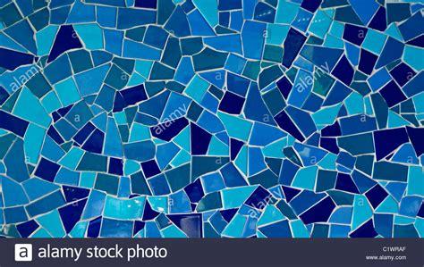 blue mosaic blue mosaic tiled background stock photo royalty free image 35602519 alamy