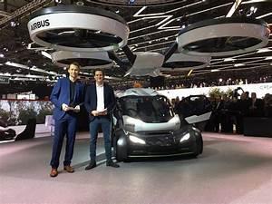 Voiture Volante Airbus : avec pop up sa voiture volante lectrique et autonome airbus rentre dans la course des ~ Medecine-chirurgie-esthetiques.com Avis de Voitures