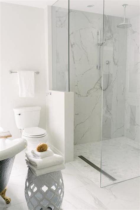 marble  shower tiles design ideas