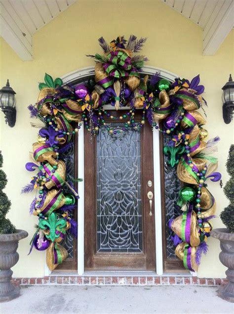 mardi gras door decorations mardi gras decorating ideas mardi gras decoration ideas