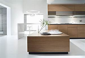 Modern walnut kitchen cabinets design decoration for Best brand of paint for kitchen cabinets with modern wall art cheap