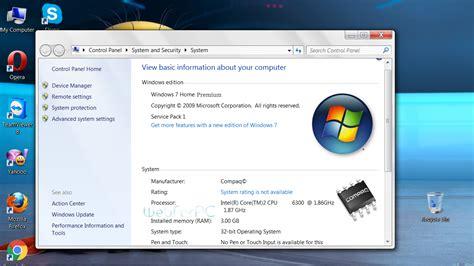 Windows 7 Home Premium (Genuine) ISO Download - WebForPC