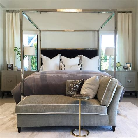 Mirrored Canopy Bed With Black Velvet Headboard. Contemporary Chandelier. What Is Quartzite. Coolray. Elegant Dining Room Sets. New Front Doors. Portland Direct Tile. Lush Kitchen. Black Tub