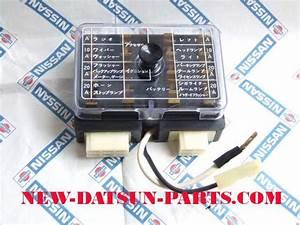 Electrical Datsun 510 Parts   Aka Bluebird