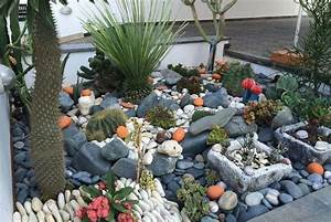 Cailloux Pour Jardin : design exterieur galets pour jardin cailloux am nagement ~ Melissatoandfro.com Idées de Décoration