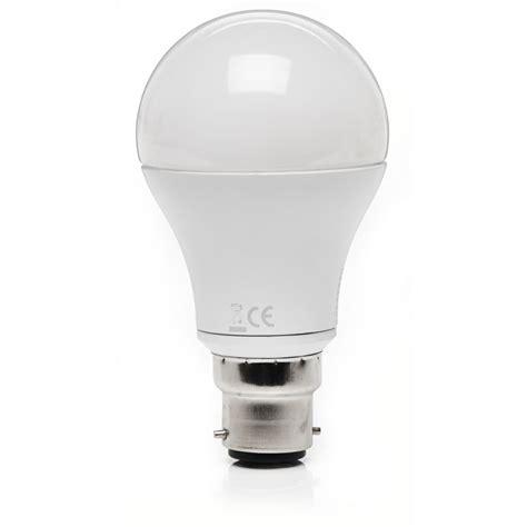 wilko led bulb standard warm white b22 bc 12w 810lu