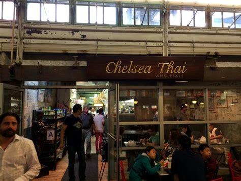 Chelsea Thai, New York City