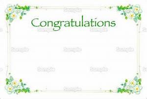 congratulations card template word 結婚祝いカード0008 はがきサイズ congratulations メッセージカード テンプレート