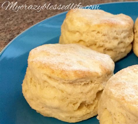 fluffy flaky biscuits  crazy blessed life