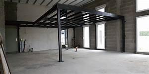 Mezzanine Metallique En Kit : r alisations novasteel mezzanines terrasses ext rieur ~ Premium-room.com Idées de Décoration