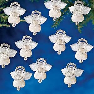 Perlen Engel Selber Basteln : 24 kleine engel im set 3 cm ~ Lizthompson.info Haus und Dekorationen