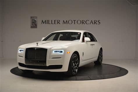 New 2017 Rolls Royce Ghost Black Badge Greenwich Ct