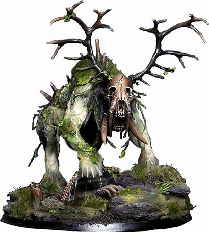 Monster Competition Sloth Treeman Ancient Forest They