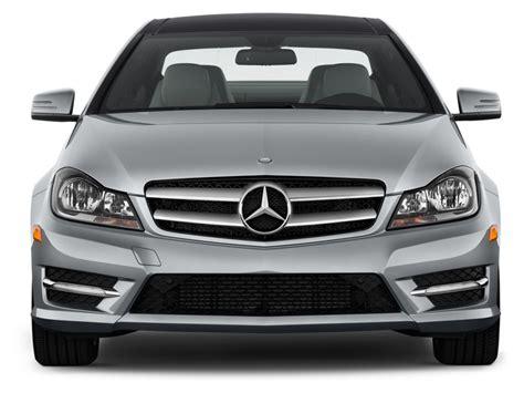 Un 'buque insignia' en frasco pequeño. Image: 2013 Mercedes-Benz C Class 2-door Coupe C250 RWD Front Exterior View, size: 1024 x 768 ...