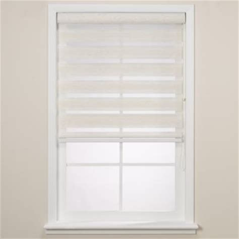 real simple blinds real simple sheer layered shade contemporary venetian