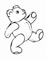 Teddy Bear Coloring Pages Bears Drawing Colouring Paw Walking Printable Cartoon Clipart Sad Clip Chicago Clipartmag Getdrawings Care Gangsta Grizzly sketch template