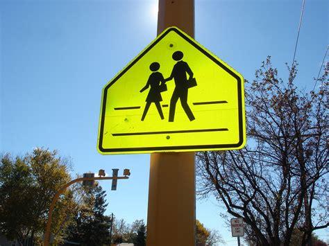 School Crossing Colors