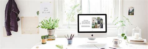 Fabulous & Feminine Home Office Design Ideas