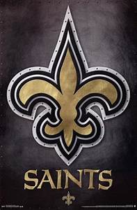 New Orleans Saints - Logo NFL Sports Poster Poster ...