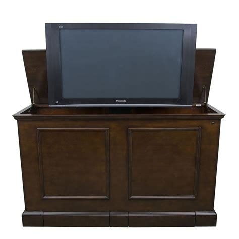 tv lifts cabinets tv lift cabinets touchstone home products inc