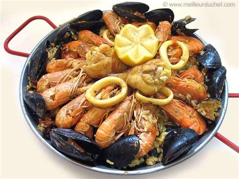 cuisiner espagnol paëlla la recette illustrée le plat espagnol