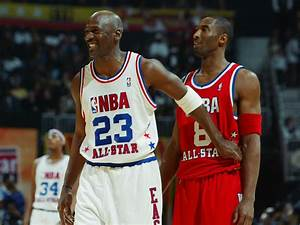 Kobe Bryant Never Did Catch Up To Michael Jordan