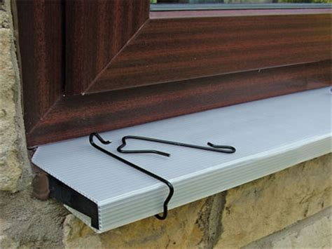 External Window Sill Board by External Window Sill Covers Pvc Chrome Door Sill Protectors