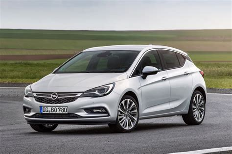 Opel Astra Hatchback by Opel Astra K Biturbo Diesel Hatchback 27 310 Gm Authority