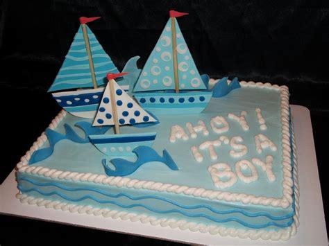 ahoy   boy cakecentralcom