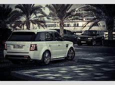 FirstGen Range Rover Sport Gets Aftermarket LED
