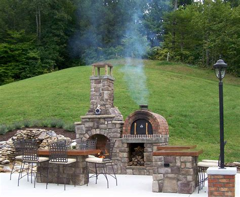 Cook Family Wood Fired Pizza Oven And Fireplace Combo In Black Christmas Party Dresses Griswold Ideas Office Menu Funny Outdoor Toddler Food Minute To Win It Games Kids Decorations
