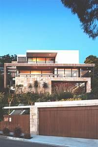 Modern House On A Hill