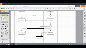 Activity Diagram In Lucidchart