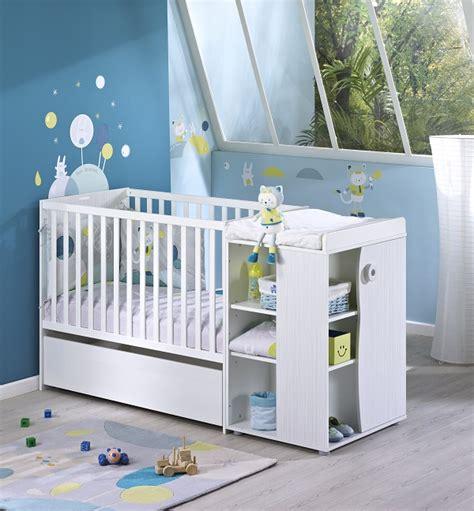 déco chambre bébé patachon un thème mixte par sauthon