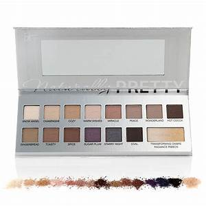 Offer: Naturally Pretty Celebration Eyeshadow Palette from ...