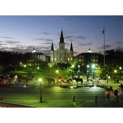 New Orleans: Jackson SquareBirthplacePinterest