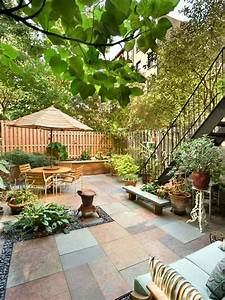23, small, backyard, ideas, how, to, make, them, look, spacious, and, cozy