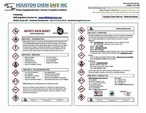 ghs safety data sheet template sampletemplatess With ghs label template excel