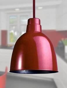 Lampe Pour Cuisine : lampe suspendue pour cuisine notre luminaire reflector ~ Teatrodelosmanantiales.com Idées de Décoration